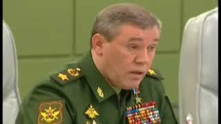 В марте начальник российского Генштаба Валерий Герасимов в случае угрозы для российских военных в С