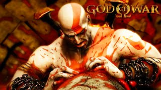 Download Video GOD OF WAR 1: GOD MODE - KRATOS MORRE! - Caixa de Pandora #17 MP3 3GP MP4