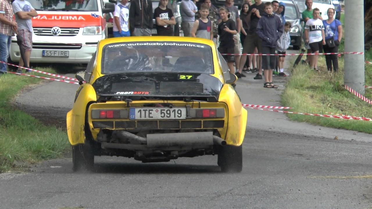 2 Runda RPPRajdowka.pl 2017 – Pavel Kolacansky / Michaela Machotova – Skoda 110R