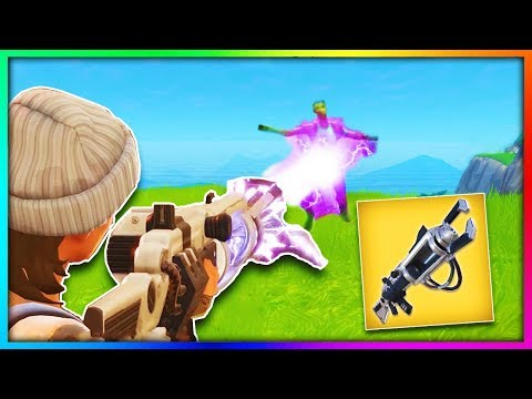 6 Guns That Were So Overpowered That They Broke Fortnite: Battle Royale! ◉_◉