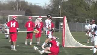 Brother Rice vs. The Hill Academy - 2012 Boys Lacrosse Highlights on STATE CHAMPS!
