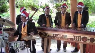 """Mix navideño 2 - Marimba Pura """"Teclas Sanjuaneras"""""""