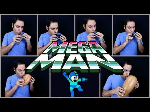 Mega Man 2 - Dr. Wily Stage - Ocarina Cover    OCAPPELLA