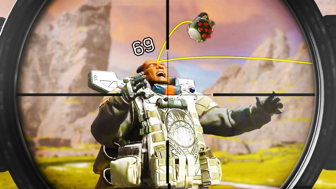 Apex Legends WTF & Funny Moments #413 thumbnail