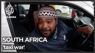 'Taxi war' takes deadly toll in South Africa
