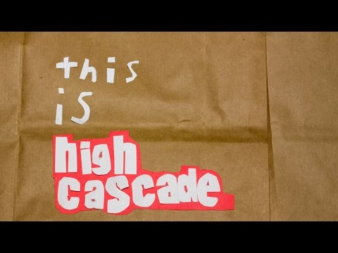 This is High Cascade Snowboard Camp