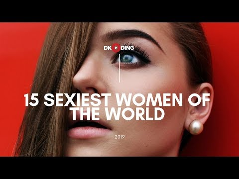 15 Sexiest Women of the World   It is HARD to watch this video