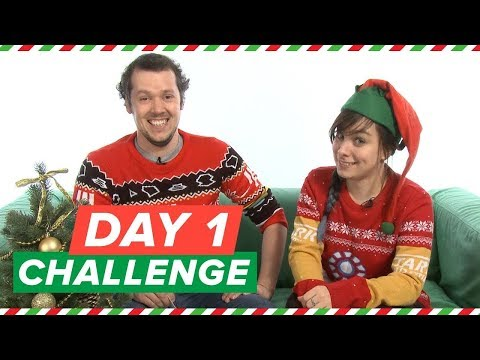 Xmas Challenge Day 1! Nude Elder Punching Challenge In Fallout 4 (Mike)
