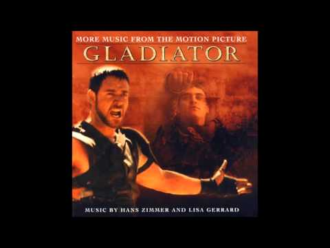 Hans zimmer lisa gerrard gladiator more music from for Gladiator hans zimmer