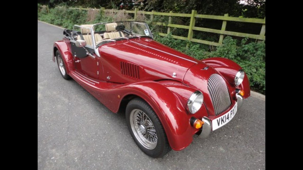 Morgan British Sports Car For Sale