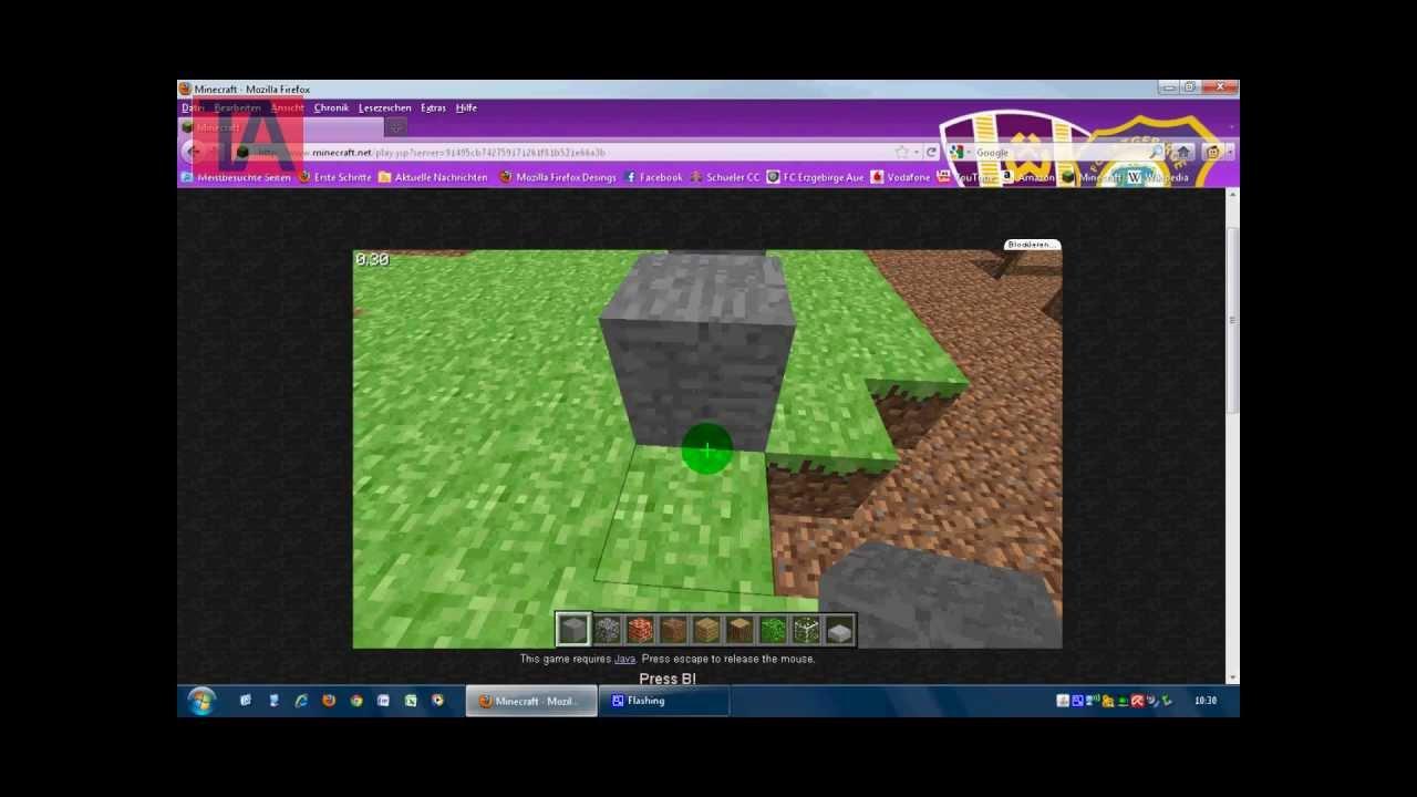 Minecraft Tutorial GermanDeutsch Online Spielen über Server - Minecraft fur pc online spielen