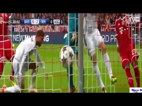 Bayern Munchen vs Real Madrid 0 4 All Goals & Full Highlights UCL 29 04 2014 HD