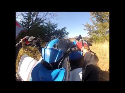 Milford Lake ATV rides