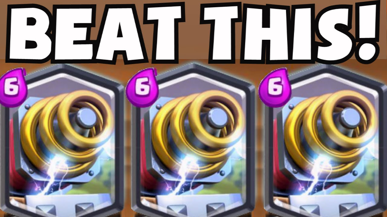 clash royale how to beat counter sparky strategy top 8
