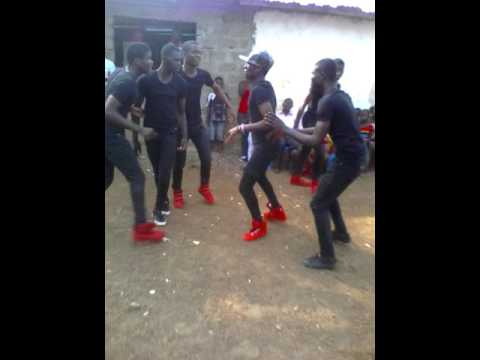Best dance crew in Liberia Fantastic four dance cr