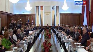 Поправки к конституции РФ обсудили в Новосибирске