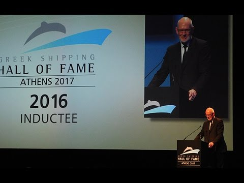 GREEK SHIPPING HALL OF FAME 2017 - New Inductees