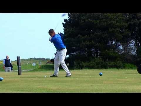 Golf,  Irish Amateur Open Championships 2008 - Sports Nationwide -GTV