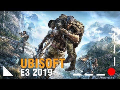 Watch Dogs 3 Con Ghost Recon E Splinter Cell   Ubisoft E3 2019