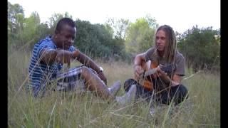 Marcus Banlieuz'art feat Filentre - Acoustic live in the woods - Part 1