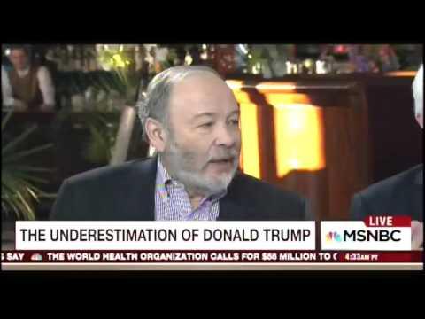 Joe Klein Calls Trump A 'Lizard Brain' -- Compares Him To Caligula