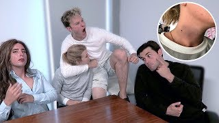 "Jake Paul & Team 10 - ""My Assistant Was Assaulted"" PARODY (Jake Paul vs. Faze Banks)"