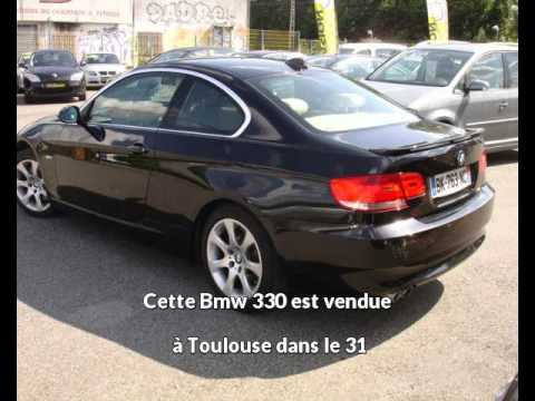 bmw 330 occasion visible toulouse pr sent e par automobiles regis guillard youtube. Black Bedroom Furniture Sets. Home Design Ideas