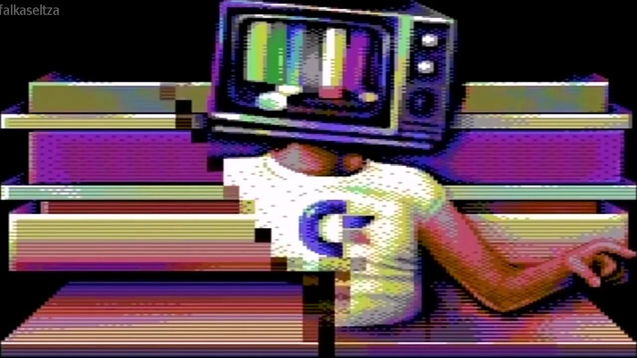 We are Demo -- C64 Demo 2016 HD - borderless -