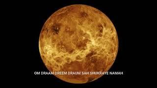 Powerful Venus Beej Mantra : Om Dram Dreem Draum Sah Shukraya Namaha