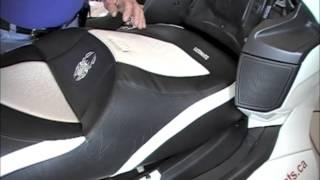 Кінцева сидіння - може-am Спайдер видалення РТ сидінь та встановлення