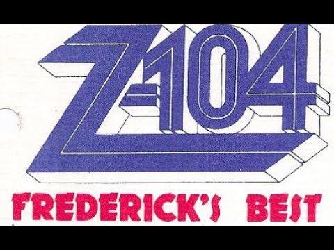 Z-104FM WZYQ Frederick, Maryland 1370 AM 103.9 FM 1979