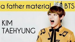 Video A Father Materials of BTS, Kim Taehyung! #HappyTaehyungDay download MP3, 3GP, MP4, WEBM, AVI, FLV Oktober 2018