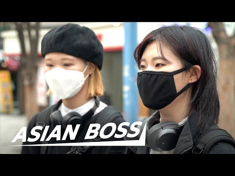 Koreans React To Telegram Sex Crime Scandal[Street Interview] | ASIAN BOSS