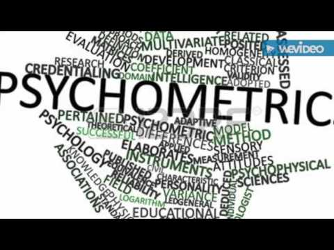 What is Psychometrics?