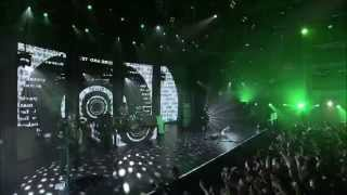 (HD) Muse - New Born LIVE AT iTUNES FESTIVAL 2012