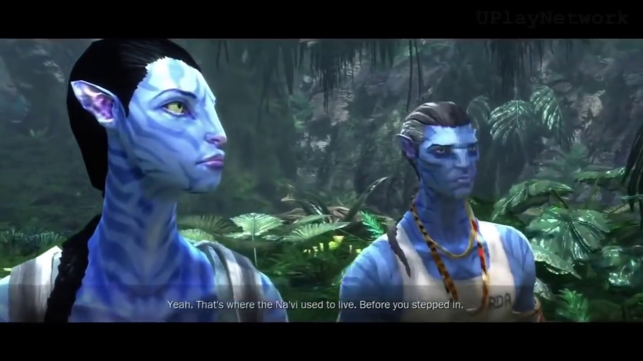 animaion avatar movie in 3d dont miss - youtube
