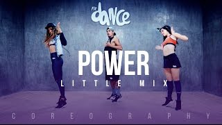 Power - Little Mix - Coreografía - FitDance Life