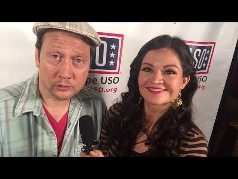 Bob Hope Radiothon Comedy Festival 2017: Interviewing the Celebrity