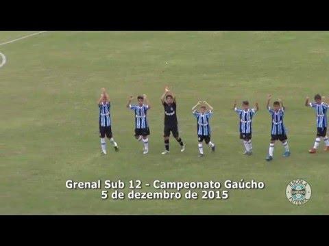 GRENAL Sub 12 - Campeonato Gaúcho 2015