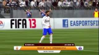 GOL DE POLLA Ep.2   Heads Up - Xpression Xtyle   FIFA 13   DjMaRiiO