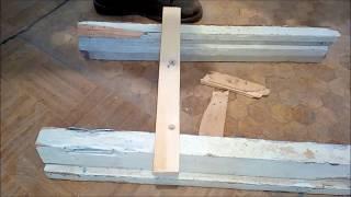 Кастет из текстолита: обзор, удары об доску и бетон