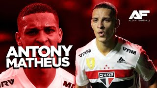 Antony 2019 • Golden Boy • Amazing Skills, Passes & Goals • HD