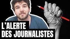 L'alerte des journalistes, appli Stop Covid, aides des étudiants... 4 news coronavirus du 17 avril