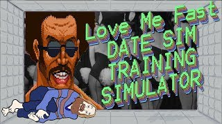 Pink Handbags and Zombie Brains | Love Me Fast Speed Dating Simulator