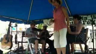 Buckdancing Sally Goodin - Buzzard Mountain Boys w Alex Thomlinson and Sarah Ellen thumbnail