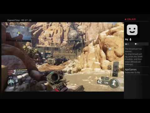 ExgenChamber's Live PS4 Broadcast