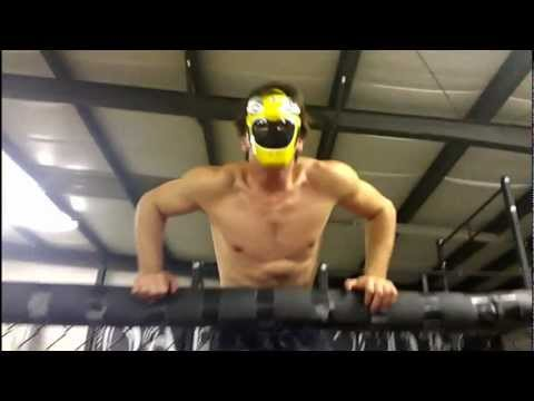 American Ninja Warrior - Drew Drechsel - Season 4 Submission Video 2012