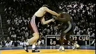Zaza Zozirov (UKR) vs Yosmany Sanchez (CUB), 1996 Olympic Games