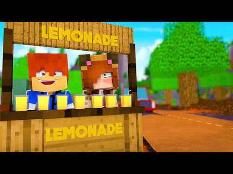 Minecraft Daycare - THE LEMONADE STAND !? (Minecraft Roleplay)
