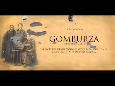 the execution of gomburza Mariano gomez – born on august 2, 1799 at santa cruz manila by marina guard and francisco gomez, he was designated as head priest in cavite in 1824 and was a member of gomburza later on he was executed during the cavite mutiny in 1872.